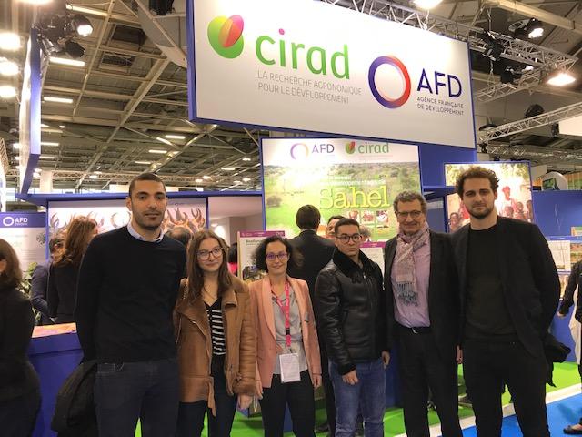 Le CIRAD accueille nos étudiants au SIA